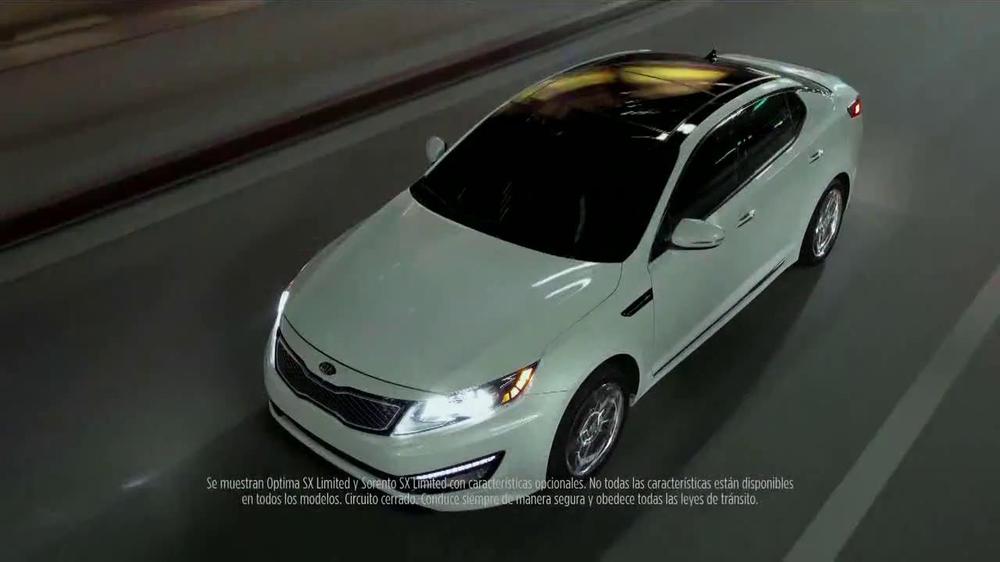 Kia Sign It Drive It Commercial Televisivo