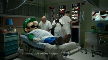 Mario and Luigi Dream Team TV Spot, 'Dream Center'