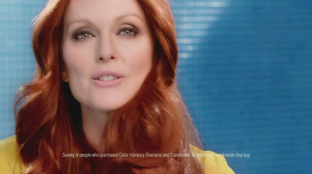 L'Oreal Color Vibrancy TV Spot Featuring Julianne Moore