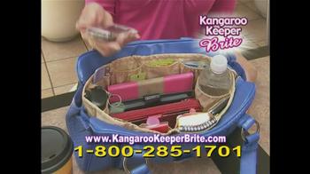 Kangaroo Keeper Brite TV Spot - Thumbnail 8