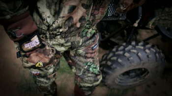Mossy Oak Break-Up Infinity TV Spot 'Hunting' - Thumbnail 8