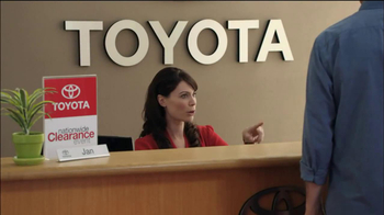 Toyota Nationwide Clearance TV Spot, 'Clarence' - Thumbnail 6