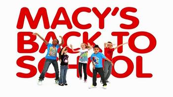 Macy's Back to School Sale TV Spot, 'Levi's Jeans' - Thumbnail 7