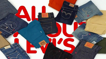 Macy's Back to School Sale TV Spot, 'Levi's Jeans' - Thumbnail 3