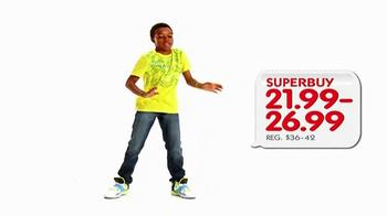 Macy's Back to School Sale TV Spot, 'Levi's Jeans' - Thumbnail 4