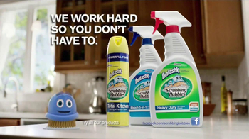 Scrubbing Bubbles Heavy Duty with Fantastik TV Spot - Thumbnail 10