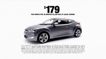 Hyundai Veloster TV Spot, 'Fun' - 1 commercial airings