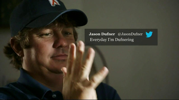 PGA Tour TV Spot, '#Dufnering' Featuring Jason Dufner - Thumbnail 5