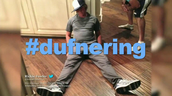 PGA Tour TV Spot, '#Dufnering' Featuring Jason Dufner - 127 commercial airings
