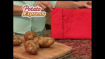 Potato Express With Recipe Guide & Super Slicer TV Spot - Thumbnail 2