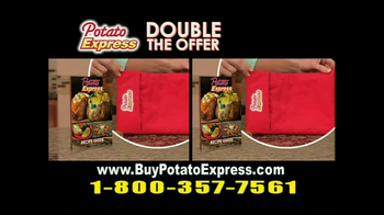 Potato Express With Recipe Guide & Super Slicer TV Spot - Thumbnail 8