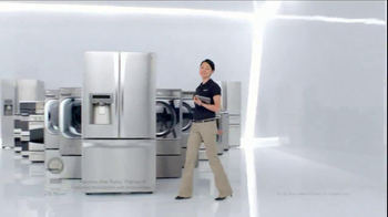 Sears Kenmore Dishwasher TV Spot, 'Tall Things in Small Spaces' - Thumbnail 7