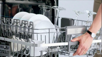 Sears Kenmore Dishwasher TV Spot, 'Tall Things in Small Spaces'