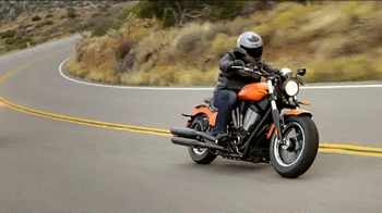 Victory Motorcycles Red Tag Event TV Spot - Thumbnail 5