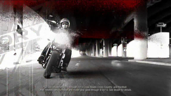 Victory Motorcycles Red Tag Event TV Spot - Thumbnail 6