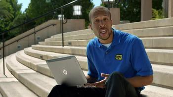 Best Buy Blue Shirt Beta Test TV Spots TV Spot, 'HP Split x2' - Thumbnail 4
