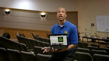 Best Buy Blue Shirt Beta Test TV Spots TV Spot, 'HP Split x2' - Thumbnail 6