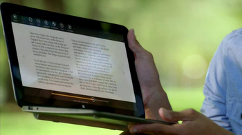 Best Buy Blue Shirt Beta Test TV Spots TV Spot, 'HP Split x2' - Thumbnail 7