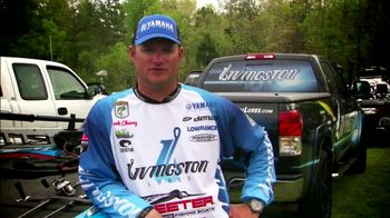 Livingston Lures TV Spot Featuring Hank Cherry - 5 commercial airings