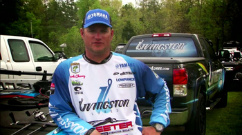Livingston Lures TV Spot Featuring Hank Cherry