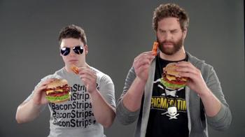 Carl's Jr. Super Bacon Cheeseburger TV Spot - Thumbnail 1