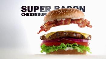 Carl's Jr. Super Bacon Cheeseburger TV Spot - Thumbnail 10