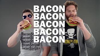 Carl's Jr. Super Bacon Cheeseburger TV Spot - Thumbnail 8