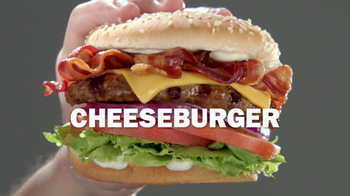 Carl's Jr. Super Bacon Cheeseburger TV Spot - Thumbnail 9