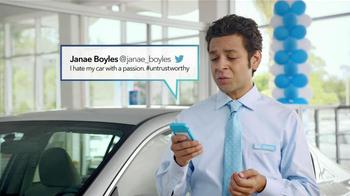 Honda Summer Clearance Event TV Spot, 'Janae Boyles Tweets' - 237 commercial airings