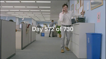 T-Mobile JUMP TV Spot, 'Day 572 of 730' Featuring Bill Hader - Thumbnail 2