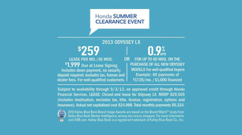 Honda Summer Clearance Event TV Spot, 'Neil Patrick Harris Tweets' - Thumbnail 9