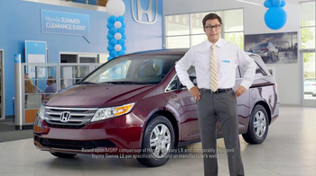 Honda Summer Clearance Event TV Spot, 'Neil Patrick Harris Tweets' - Thumbnail 5