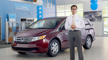 Honda Summer Clearance Event TV Spot, 'Neil Patrick Harris Tweets' - Thumbnail 6