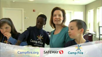Safeway TV Spot, 'Camp Fire'
