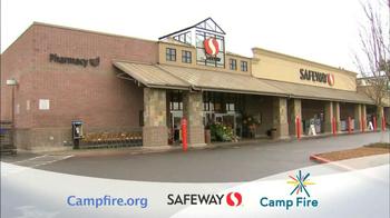 Safeway TV Spot, 'Camp Fire' - Thumbnail 1