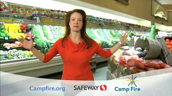 Safeway TV Spot, 'Camp Fire' - Thumbnail 2