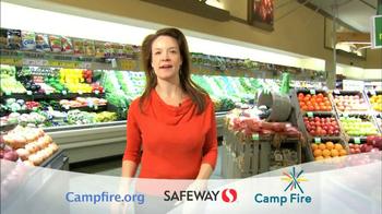 Safeway TV Spot, 'Camp Fire' - Thumbnail 3