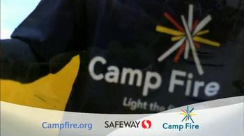 Safeway TV Spot, 'Camp Fire' - Thumbnail 5