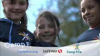 Safeway TV Spot, 'Camp Fire' - Thumbnail 7