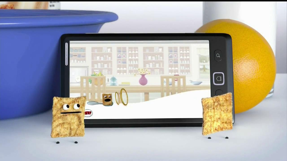 Cinnamon Toast Crunch Milk River Run TV Spot