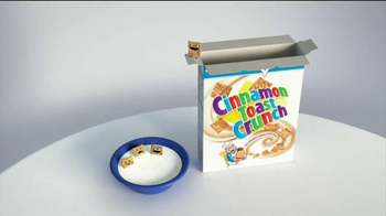 Cinnamon Toast Crunch Milk River Run TV Spot - Thumbnail 1