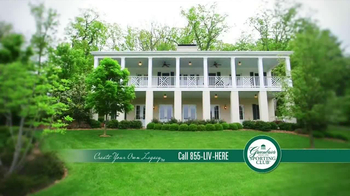 The Greenbrier Sporting Club TV Spot, 'Home' - Thumbnail 10