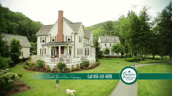 The Greenbrier Sporting Club TV Spot, 'Home' - Thumbnail 2