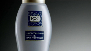 RoC Skin Care Multi Correxion TV Spot, 'Next Level' - Thumbnail 10