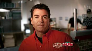 Papa John's Sausage Sensation Pizza TV Spot - Thumbnail 9