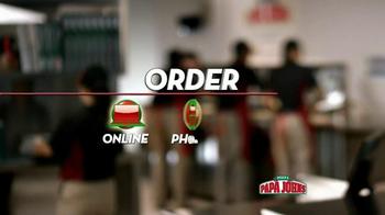 Papa John's Sausage Sensation Pizza TV Spot - Thumbnail 8