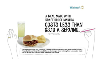 Walmart TV Spot, 'Fast Food Savings' - Thumbnail 6
