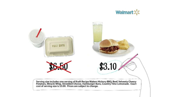 Walmart TV Spot, 'Fast Food Savings' - Thumbnail 7