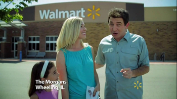 Walmart TV Spot, 'The Morgans' - 652 commercial airings