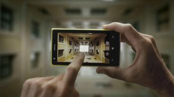 Microsoft Windows Phone Nokia Lumia 1020 TV Spot, 'Invisible Cameras' - Thumbnail 8